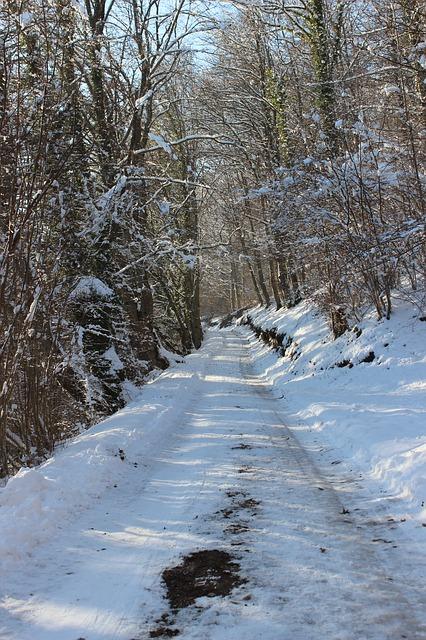 Correre d'inverno